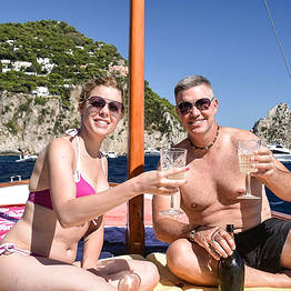 Gianni's Boat Capri