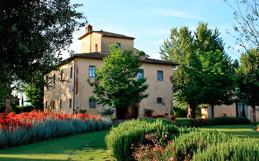 Foresteria il Giardino di Fontarronco Agriturismo Alberoro di Monte S. Savino