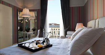 Grand Hotel Palace Roma Via Veneto hotels