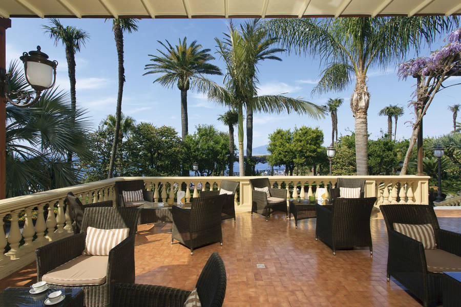 Grand Hotel Royal Sorrento Rates Availability And Booking