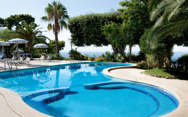 Grand hotel ambasciatori sorrento and 52 handpicked - Hotel in sorrento italy with swimming pool ...
