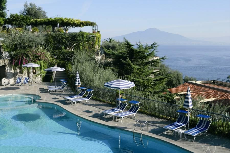 Grand Hotel Capodimonte Napoli