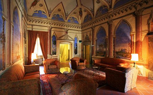 Hotel Palazzo Bocci 4 Star Hotels Spello