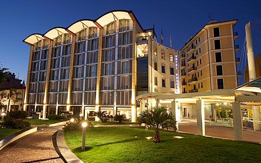 Hotel Rossini al Teatro Hotel 4 Stelle Imperia