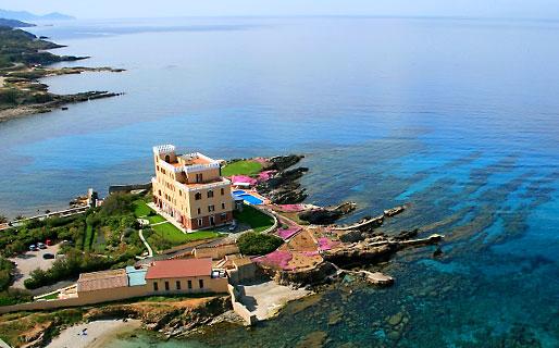 Villa Las Tronas Hotel & Spa 5 Star Hotels Alghero