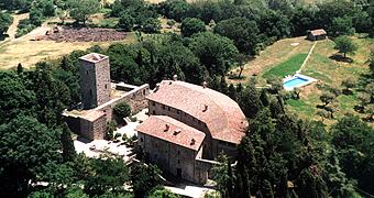 Castello di Petroia Scritto di Gubbio Città di Castello hotels