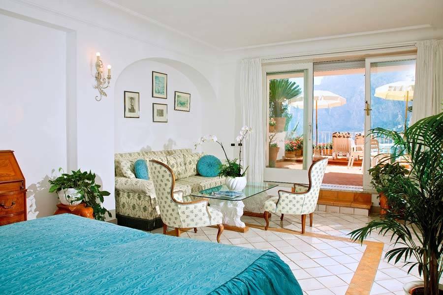 Villa brunella small boutique hotels capri for Boutique hotel capri