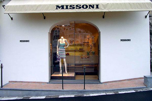 Missoni Positano Fashion Positano