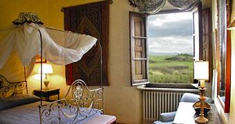 Borgo Lucignanello Montalcino Siena hotels
