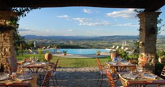 Palazzetta del Vescovo Fratta Todina Montefalco hotels