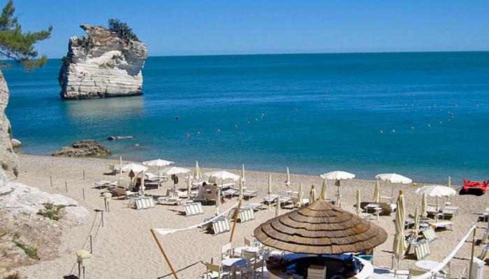 Matrimonio Spiaggia Margherita Di Savoia : Baia delle zagare mattinata and handpicked hotels in