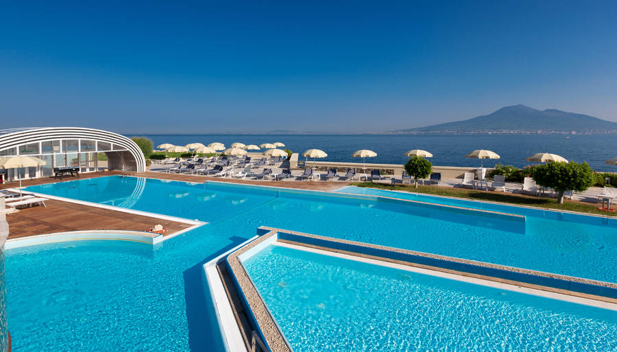 Hotel Sorrento Con Spa