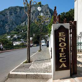 Enoteca segreta Capri