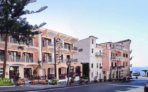 Hotel Santa Lucia 4 Star Hotels Minori