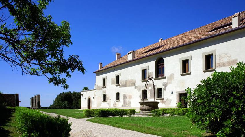 Masseria Astapiana Villa Giusso Residenze d'Epoca Vico Equense