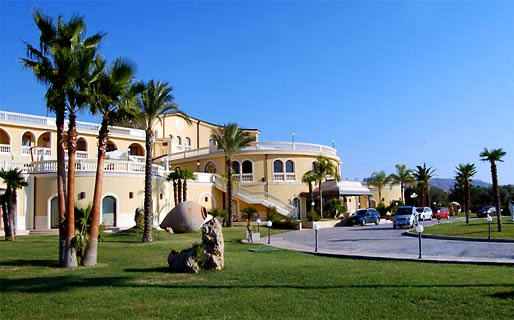 Hotel Parco dei Principi Roccella Ionica Hotel