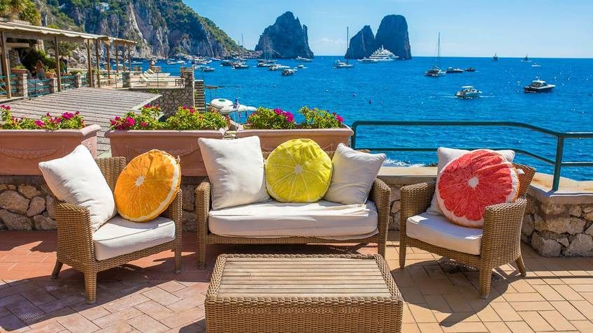 Diva Suites B&B and Homes Capri