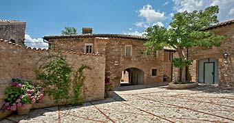 Borgo della Marmotta Spoleto Bevagna hotels