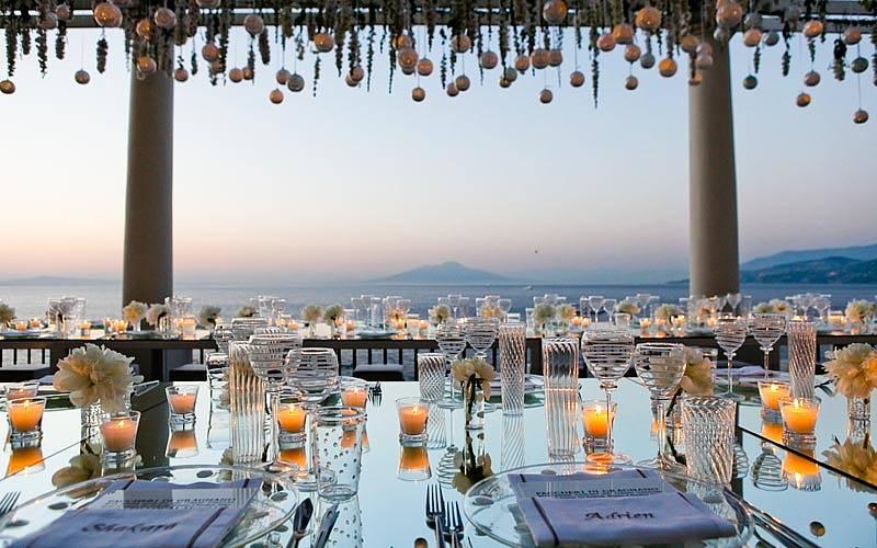 Luxury Wedding Venue With Private Beach: Sugokuii Luxury Events And Weddings On Capri. An Island