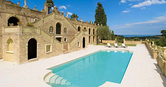 Villa Cattani Stuart Pesaro Fano hotels