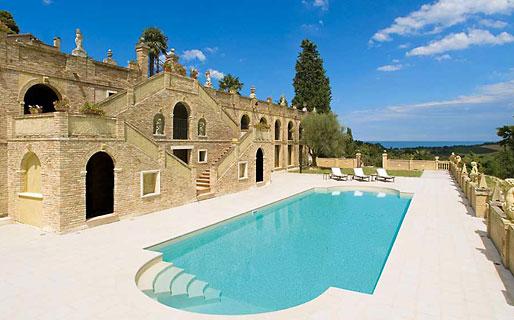 Villa Cattani Stuart Pesaro Hotel