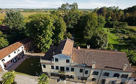 Villa Alberti 3 Star Hotels Dolo