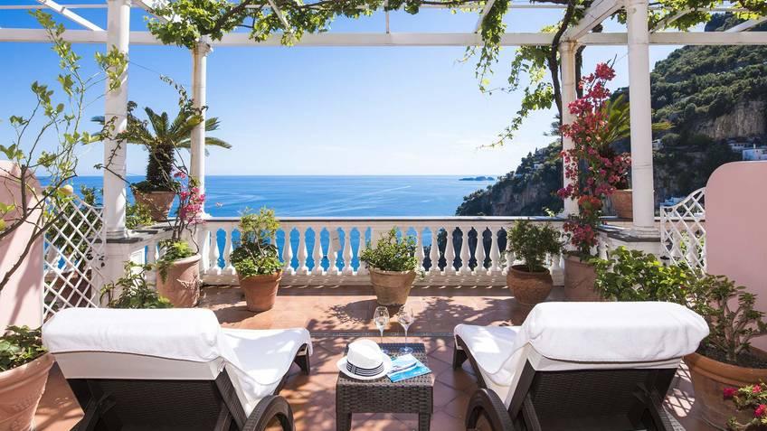 Hotel Villa Gabrisa Hotel 4 Stelle Positano