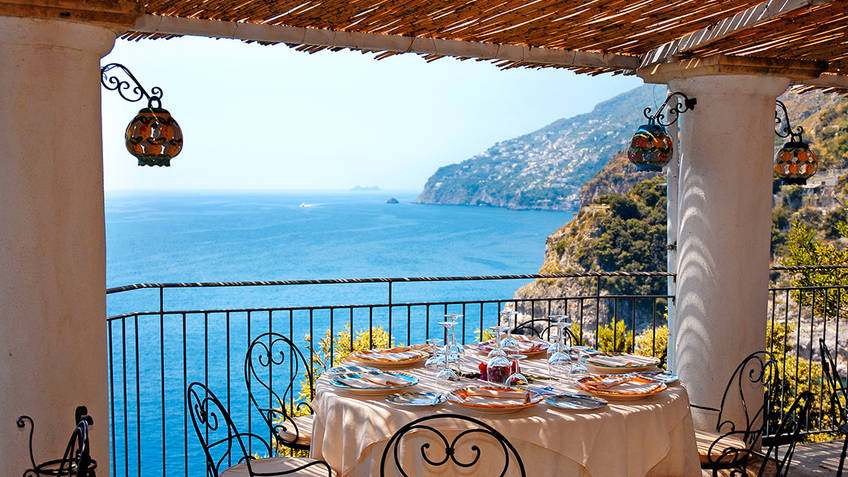 La Conca Azzurra 4 Star Hotels Conca dei Marini