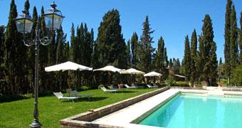 Villa Poggiano Montepulciano Siena hotels
