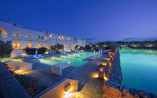 Borgo Egnazia  Savelletri di Fasano Hotel