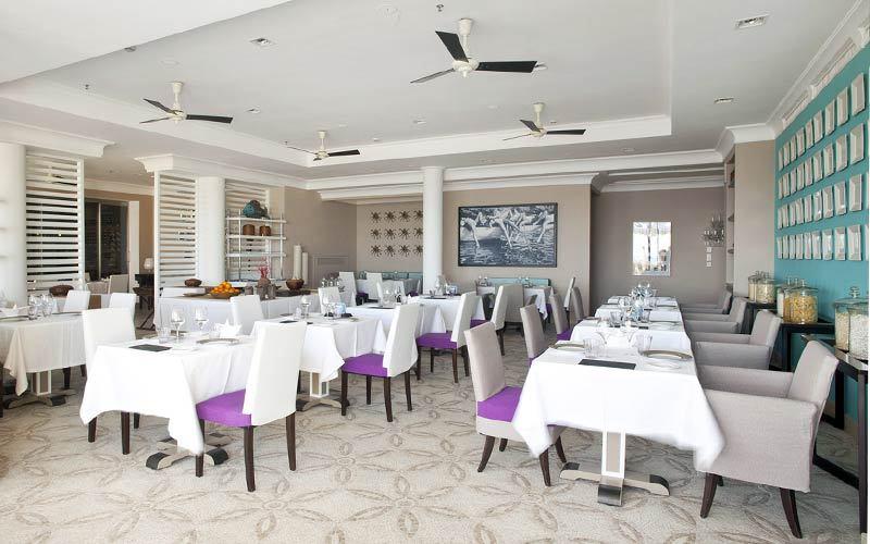 Restaurant Terrazza Tiberio on Capri - Info and Photos: Tastes of ...