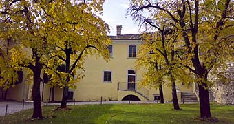 Relais Palazzo Lodron Nogaredo Trento hotels
