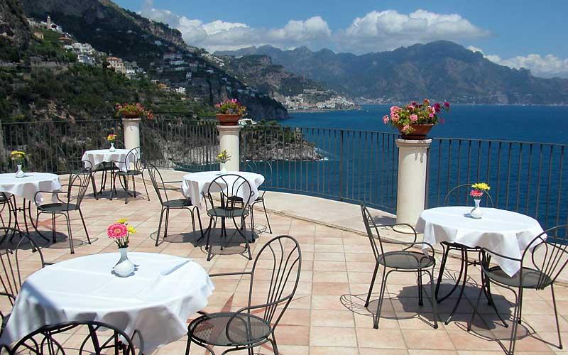 Positano.com - Hotel Le Terrazze