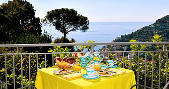 Agriturismo Villa Maria Minori Amalfi hotels