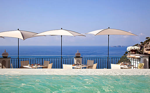 Hotel Punta Regina 4 Star Hotels Positano