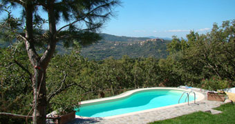 Borgo Tepolini Castel del Piano Val D'Orcia hotels