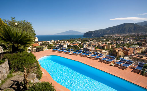 Bay Of Naples Hotel Cristina Sant Agnello