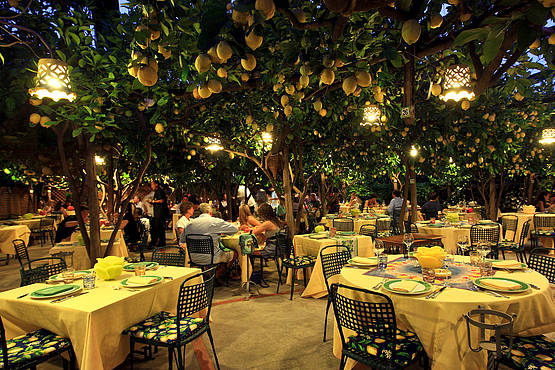 Restaurants In Capri And Anacapri Hours Prices And