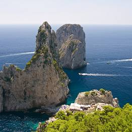 Da Luigi ai Faraglioni Capri