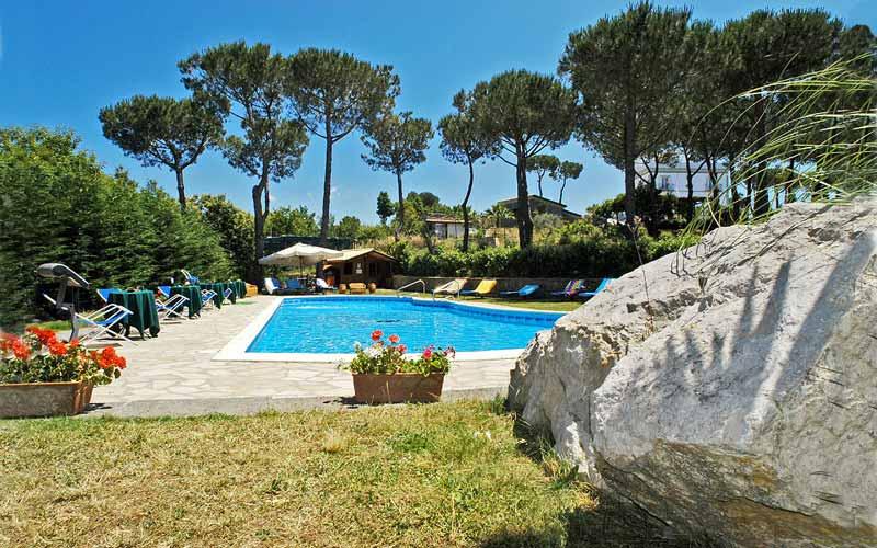 Oasi Olimpia Relais Hotel 4 estrelas Sant'Agata sui Due Golfi
