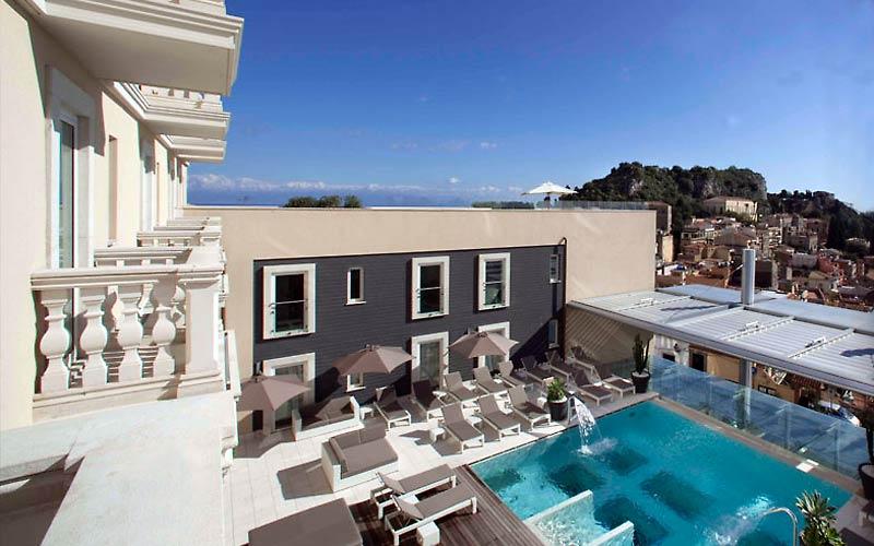 Hotel De Luxe A Taormina