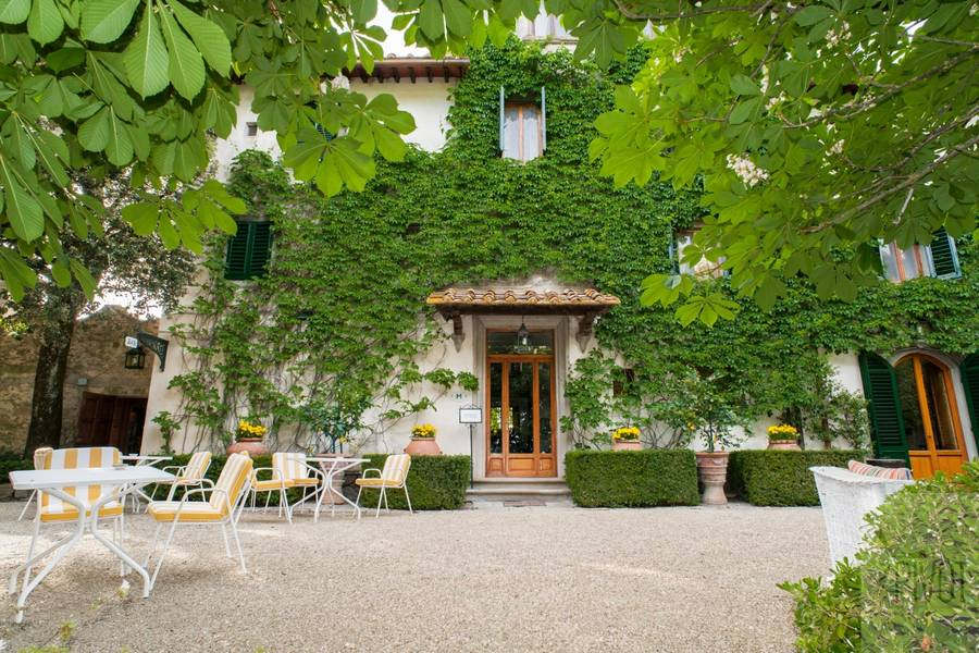 Villa Le Barone - Panzano in Chianti and 94 handpicked hotels in the ...