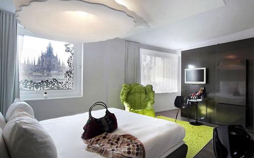 Palazzo Matteotti 5 Star Hotels Milano