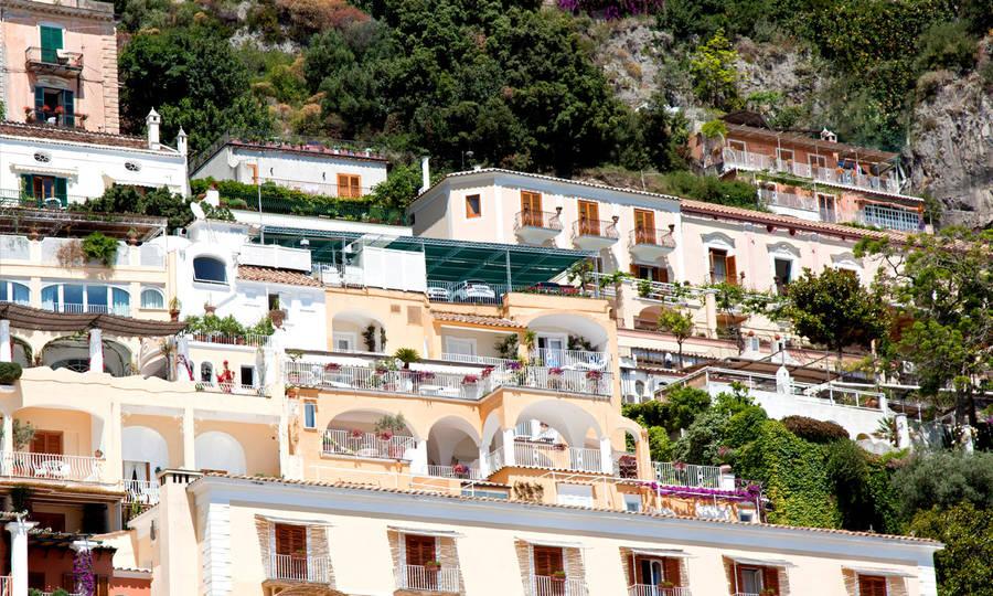 Hotel l 39 ancora positano and 62 handpicked hotels in the area for Ancora hotel