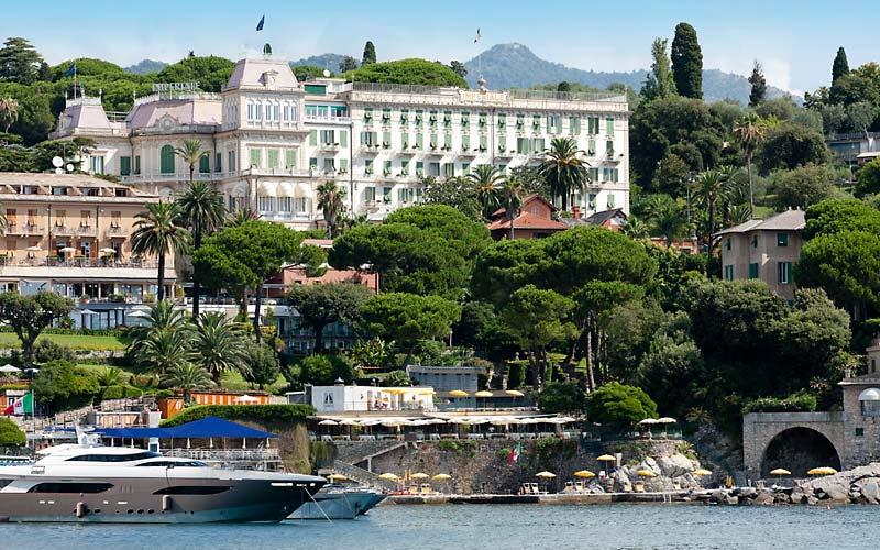 Imperiale Palace Hotel 5 Star Hotels Santa Margherita Ligure