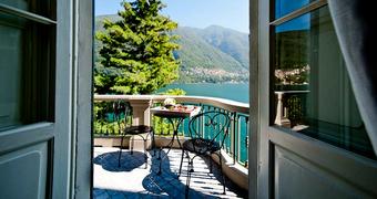 Relais Villa Vittoria Laglio Lake Como hotels