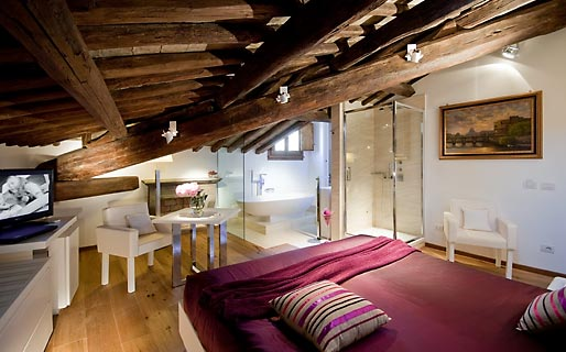 Gigli d'Oro Suite Luxury Suite e Penthouse Roma