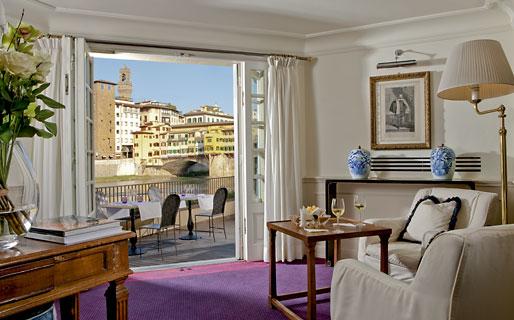Hotel Lungarno Hotel 4 Stelle Firenze