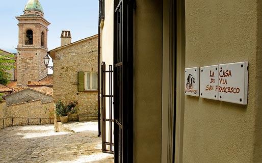 Le Case Antiche Verucchio Hotel