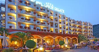 Hotel Savoy Palace Riva Del Garda Trento hotels